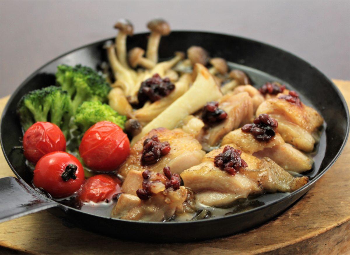食欲の秋にぴったりの鶏料理